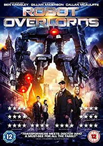 Robot Overlords [DVD]