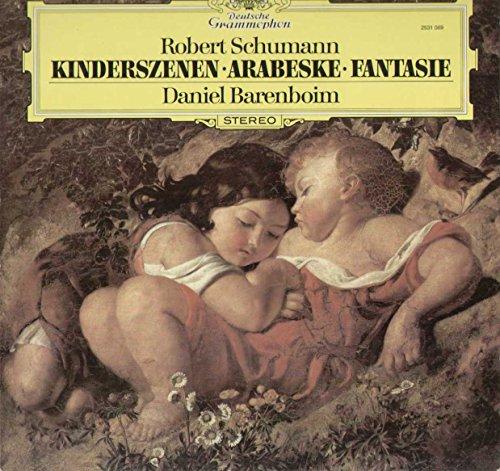 SCHUMANN - KINDERSZENEN, ARABESKE, FANTASIE LP (BARENBOIM) (15842)