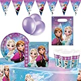 Frozen Aurora Boreal Polar Ultimate Kit Fiesta para 8