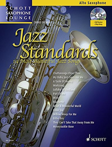 Jazz Standards: 14 Most Beautiful Jazz Songs.