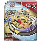 Mattel Disney Cars FCW02 - Disney Cars 3 Ultimative Florida Rennstrecke