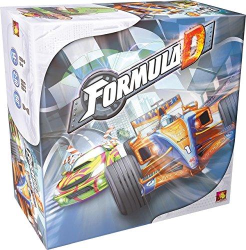 Formula D Brettspiel (Formel E-brettspiel)