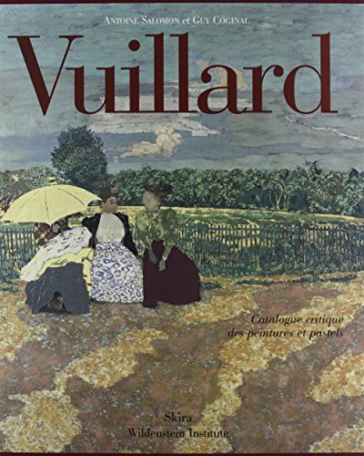 Vuillard : Le Regard innombrable Catalog...