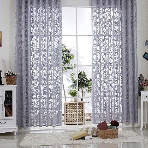r.lang gardinen wohnzimmer mit kräuselband oben vorhang grau hxb ... - Vorhange Wohnzimmer Grau