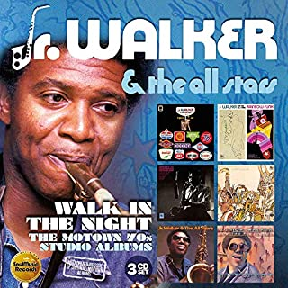Walk In The Night ~ The Motown 70's Studio Albums