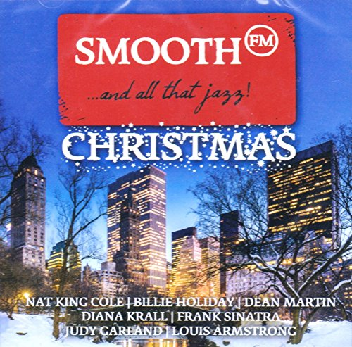 Smooth FM Christmas?And All That Jazz! [2CD] 2016 (Silver Christmas Garland)
