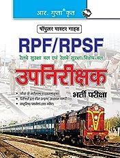 RPF & RPSF Sub-Inspector (Executive) Recruitment Exam Guide: Sub Inspector Recruitment Exam (Popular Master Guide)
