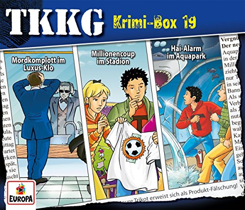 Krimi-Box 19 (Folgen 123,168,178)