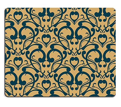 Liili mouse pad Natural rubber Mousepad Image ID: 3834761 Seamless background da un ornamento floreale alla moda moderno sfondo o