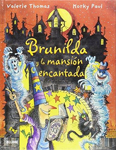 Bruja Brunilda y la mansin encantada