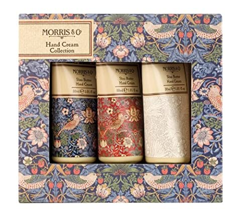 Morris & Co Hand Cream Collection Gift Set Pack of