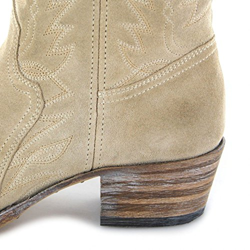 Sendra Boots Stiefel Susana/Sendra Stiefelette 10163/Sendra Fashion Stiefelette/Sendra Damen Stiefelette Firence