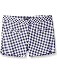 Tommy Hilfiger Girls' Printed Gingham Twinkle Shortie
