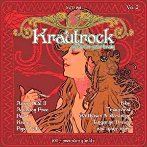Krautrock - Music for Your Brain Vol. 2 [Import allemand]