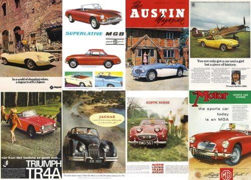 Gibsons Great British British British Sports Cars puzzle (1000 pièces) | De Nouveau Modèle  f9b973