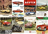 Gibsons Great British Sports Cars Jigsaw Puzzle (1000 Pieces)