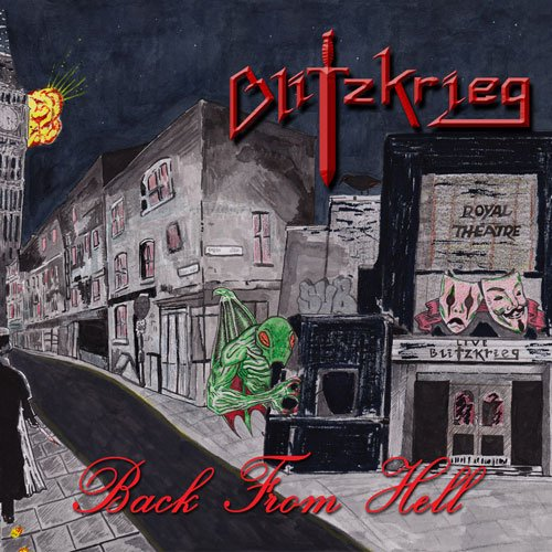 Blitzkrieg: Back from Hell (Audio CD)