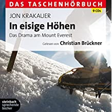 In eisige Höhen - Das Drama am Mount Everest: Das Taschenhörbuch. Ungekürzte Lesung. 9 CDs