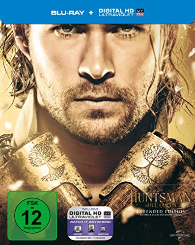 The Huntsman & The Ice Queen Extended Edition - Steelbook [Blu-ray] [Limited Edition]