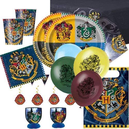 Harry Potter Luxus Party Zubehör Kit für 16