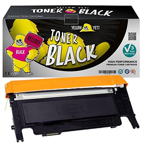 Yellow Yeti CLT-K4072S NERO 1500 pagine Toner compatibile per Samsung CLP-320 CLP-320N CLP-325 CLP-325N CLP-325W CLX-3180FN CLX-3185FN CLX-3185FW CLX-3185N CLX-3185W [3 Anni di Garanzia]
