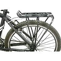 EverTrust (TM) UK in lega di alluminio Mountain Road MTB Ciclismo Bicicletta Bagagli Vettore Posteriore Rack mensola per freno a disco/freni a V per