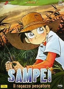 Sampei - Il ragazzo pescatoreVolume01Episodi01-15