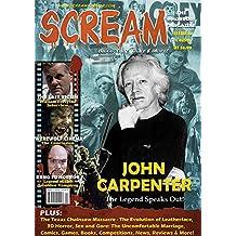 SCREAM: The Horror Entertainment Magazine: Issue 4