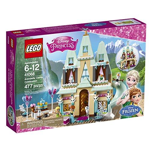 LEGO Disney Arendelle Castle Celebration 41068 Building Kit by Lego Disney
