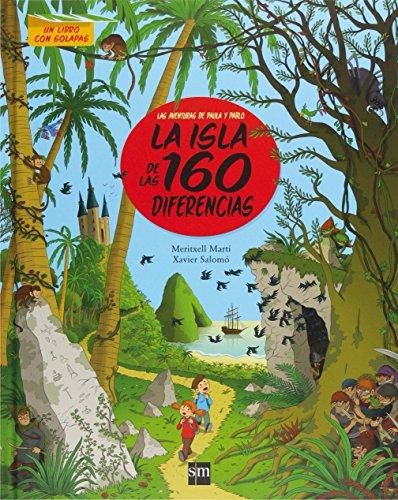 La isla de las 160 diferencias (Para aprender más sobre) por Meritxell Martí Orriols