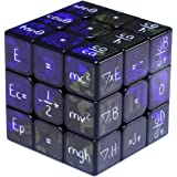 Mathematical Third-Order Speed Twisting Cube,Personalized Printing Three-Color Gift Toy Intelligence Development Learning Cub