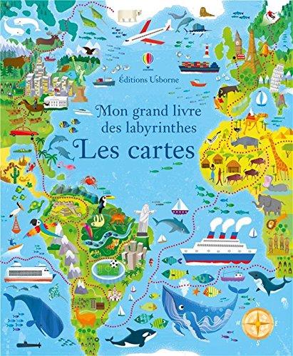 Le grand livre des labyrinthes - Tour du monde par Sam Smith