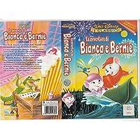 LE AVVENTURE DI BIANCA E BERNIE (1977) VHS DISNEY