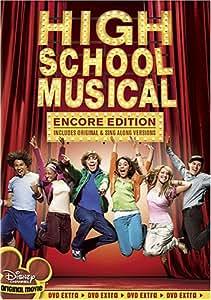 High School Musical [DVD] [2006] [Region 1] [US Import] [NTSC]