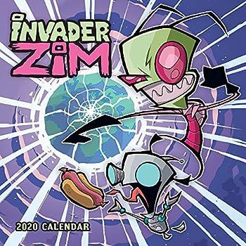 Invader Zim 2020 Calendar