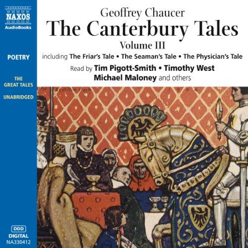 The Canterbury Tales III  Audiolibri