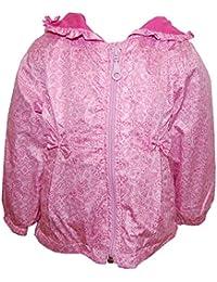 Outburst - Regenjacke Funktionsjacke Baby Mädchen, rosa