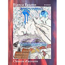 """Chiazze d'azzurro"" Poesie."