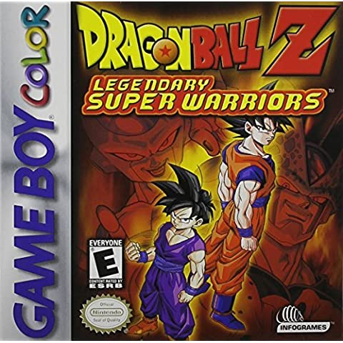 Dragon Ball Z: Legendary Super Warriors by Infogrames