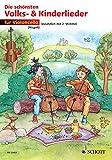 Die schönsten Volks- und Kinderlieder: 1-2 Violoncelli (German Edition)