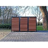 suchergebnis auf f r m lltonnenbox f r 3 tonnen garten. Black Bedroom Furniture Sets. Home Design Ideas