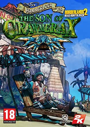 Borderlands 2 Headhunter 5: Son of Crawmerax  [Online Game Code]