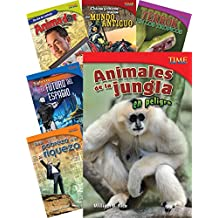 Time for Kids Informational Text Grade 5 Spanish Set 3 10-Book Set (Time for Kids Nonfiction Readers) (Teacher Created Materials Library)