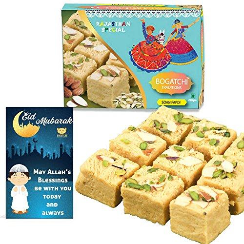 BOGATCHI Eid Mubarak Gift Pack, Premium Eid Special Gift, Sweets for Eid,...