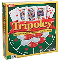 Ideal Tripoley Deluxe Matte Edition Kartenspiel