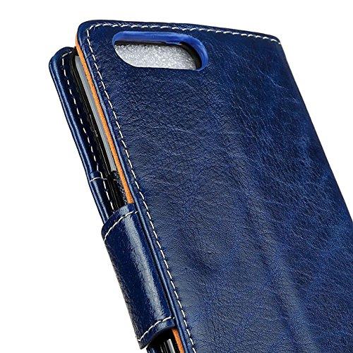 custodia iphone 8 plus blu denim