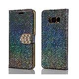 Best Bling Bijoux Anneaux de mariage Hommes silicone - Samsung Galaxy S6 Edge Couverture 5,1 pouces, LCHULLE Review