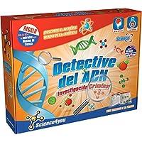Science4you - Detective del ADN - juguete científico y educativo