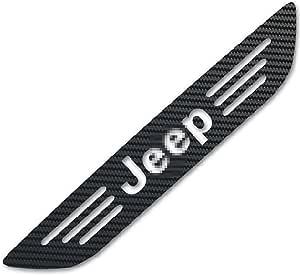 Qwaszx Auto High Brake Light Aufkleber Top Tail Carbon Fiber Aufkleber Bremslicht Aufkleber Zubehör Für Jeep Compass Grand Cherokee Küche Haushalt