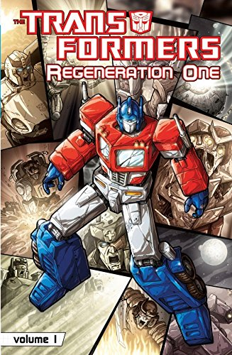 Transformers: Regeneration One Vol. 1 (English Edition) (Transformer Video Game)